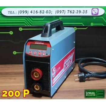 Патон ВДИ-200P DC MMA/TIG/MIG/MAG Цифровой